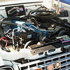AMC 1977 Gremlin X engine ft rt