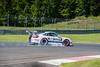 Lionel Meunier's 2010 Porsche GT3 Cup braking heavily into turn fourteen. (Photographer: Jon Jeffress)