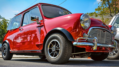 1967 Mini - Christopher Buff, Aviationbuff.com