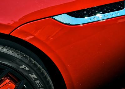 Jaguar F - Type,  Christopher Buff, Aviationbuff.com