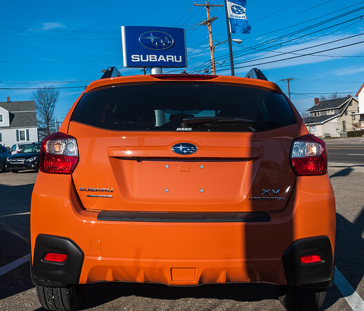 2013 Subaru Crosstrek Limited