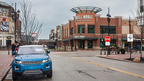 2013 Range Rover Evoque Coupe