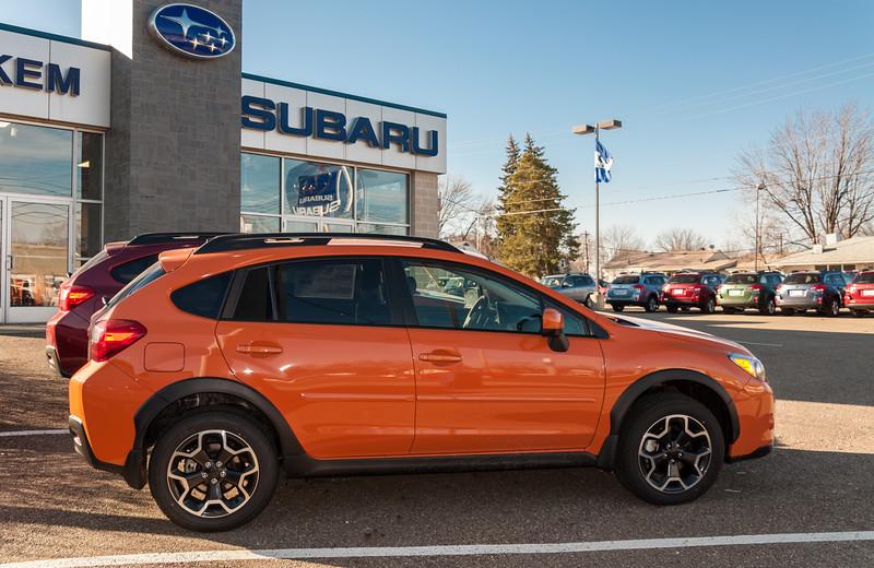 2013 Subaru Crosstrek
