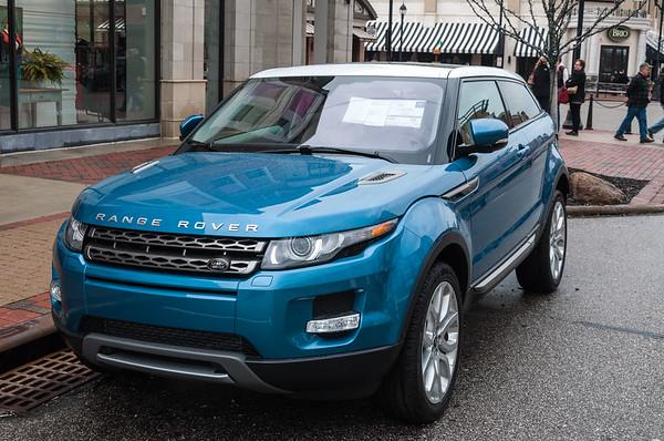 Car Photo - Range Rover Evoque Coupe