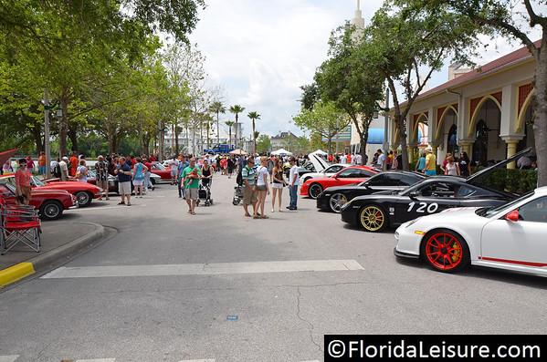 2013 Celebration Exotic Car Festival