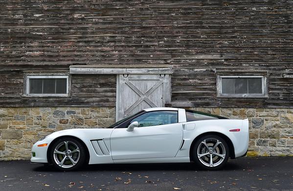 2013 Corvette Grand Sport 60th Anniversary Edition