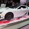 Lexus' Go fast car...$ 300,000.