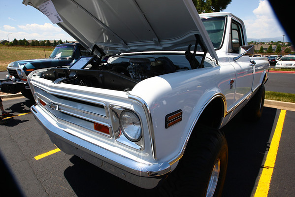 2013 Highlands Ranch Car Show 06/15/13