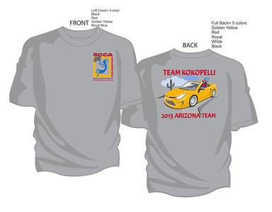 2013 Nationals T-Shirt