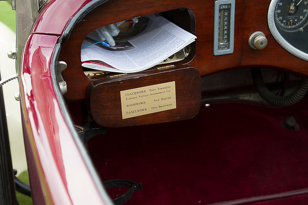 1928 PII Elmdown/Brockman Boat Tail - 34WJ