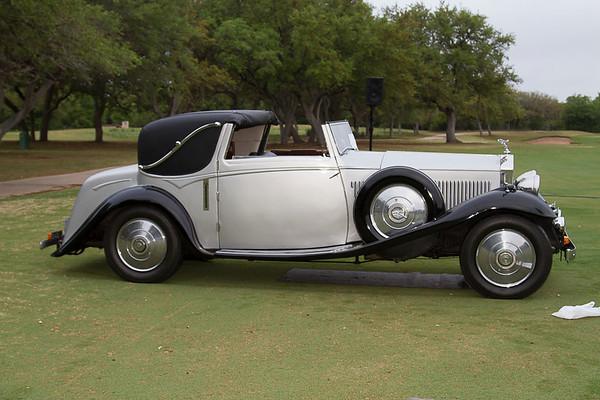 1933 20/25 Gurney Nutting Sedanca Coupe - GTZ28