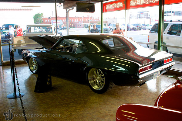 2013 Clutch Rod And Custom Open House