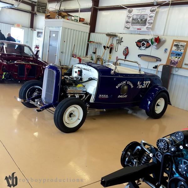 2013 Hot Rod Garage Open House Cell 14