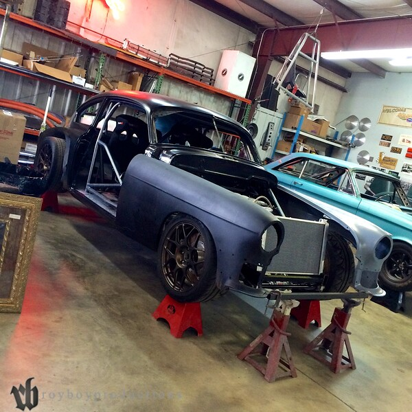 2013 Hot Rod Garage Open House Cell 18