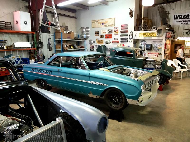 2013 Hot Rod Garage Open House Cell 19