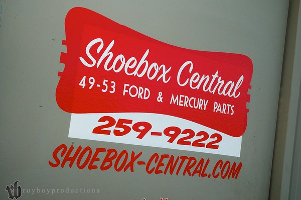 2013 Shoebox Central Shop Visit
