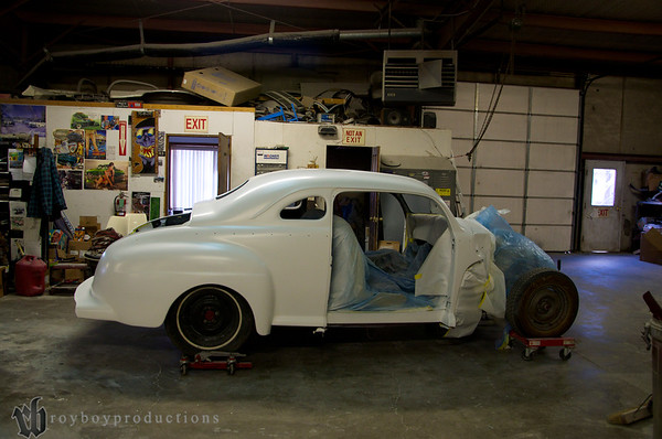 Mar. 1 Premier Body And Paint Shop Visit