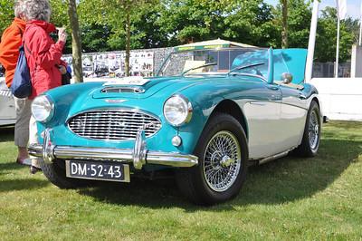 Auto Healey 100-6 (1958)