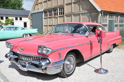 Cadillac Coupe de Ville (1958)