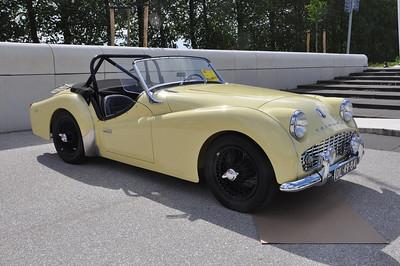 Triumph TR3 (1958)