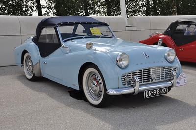 Tiumph TR3A Roadster (1959)