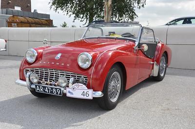 Triumph TR3A (1961)