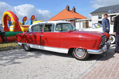Nash Ambassador Sedan (1955)