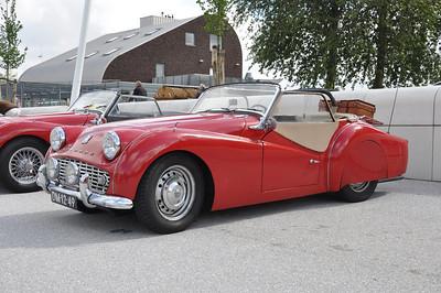 Triumph TR3A (1960)