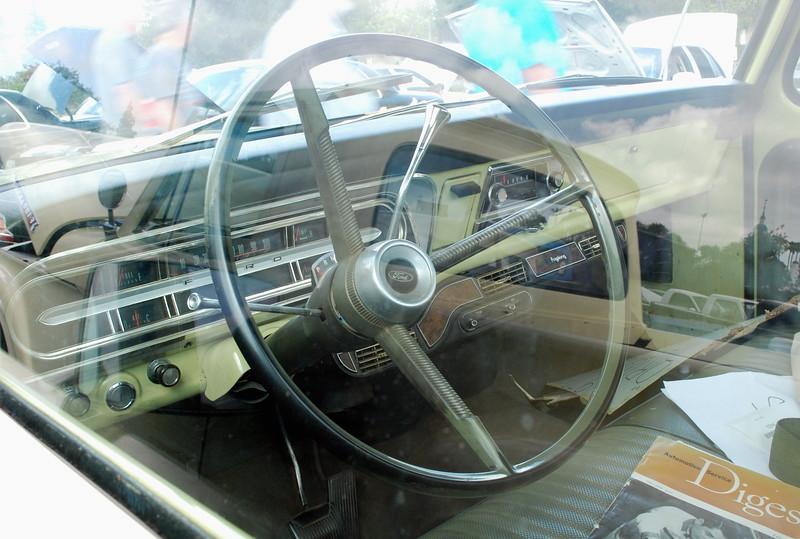 Ford 1970 pu F100 interior ft lf