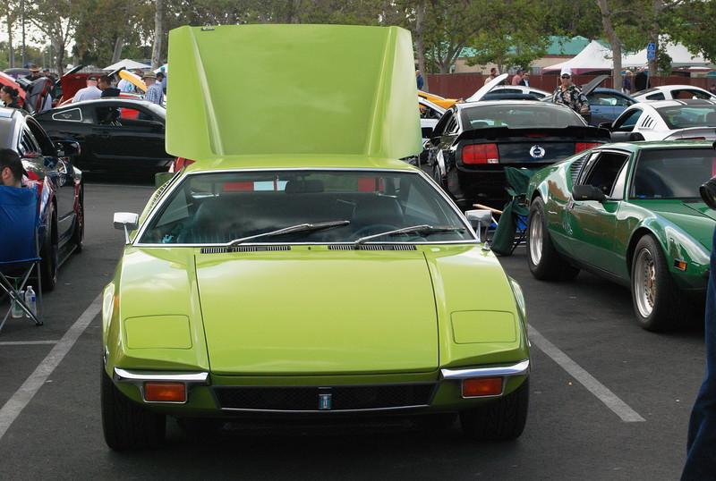 De Tomaso 1971 Pantera front