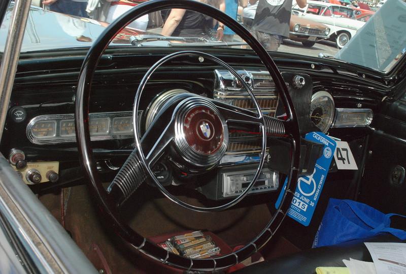 Lincoln 1947 Continental sedan interior ft lf