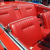 Lincoln 1964 Continental convt interoir