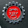 Mercury 1968 Cougar XR7G badge