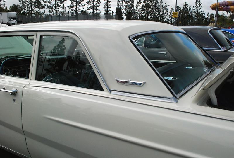 Ford 1965 Fairlane 2 dr sedan roof rr lf