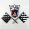 Ford 1955 Thunderbird trunk badge