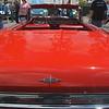 Lincoln 1964 Continental convt rear
