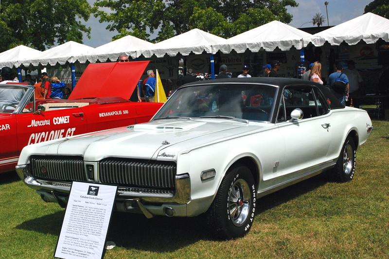 Mercury 1968 Cougar XR7G ft lf