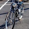 Bianchi 1950 Aquilotto 49cc front