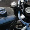 Benelli 1966 250S Montgomery Wards Riverside ft fork