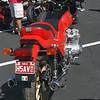 Benellli 1983 SEI rear