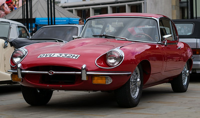 1970 Jaguar E-Type 4.2