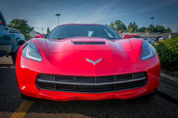 2014 Corvette Stingray Coupe