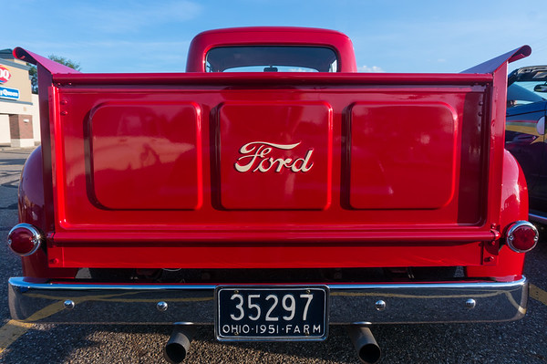 1951 Ford Pickup F1