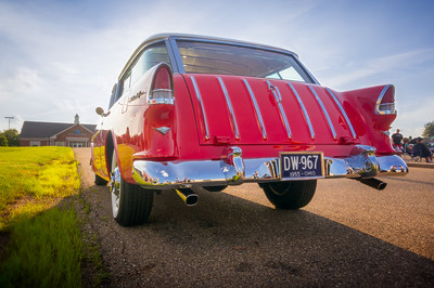 1955 Chevy Nomad Belair