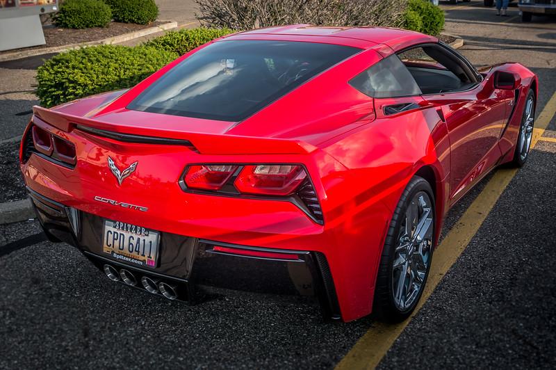 2014 Corvette Stingray Coupe