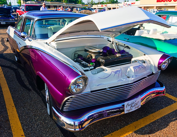 1956 Ford Fairlane Crown Victoria