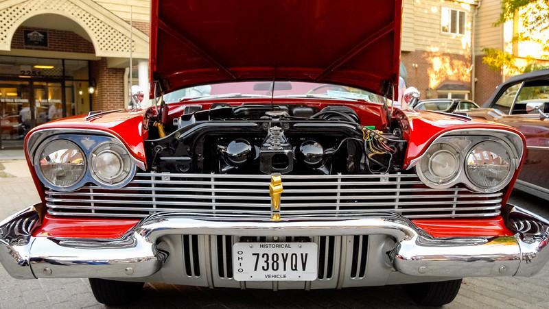 1957 Belvedere Convertible