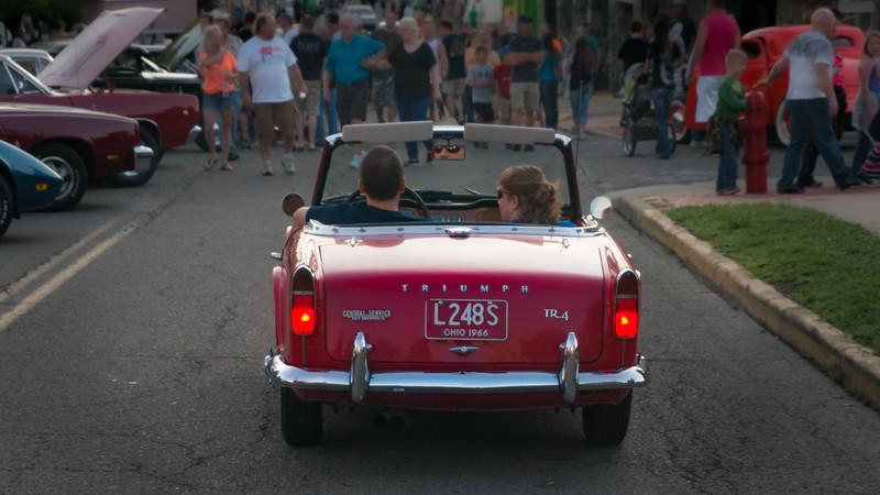 1966 Triump TR4
