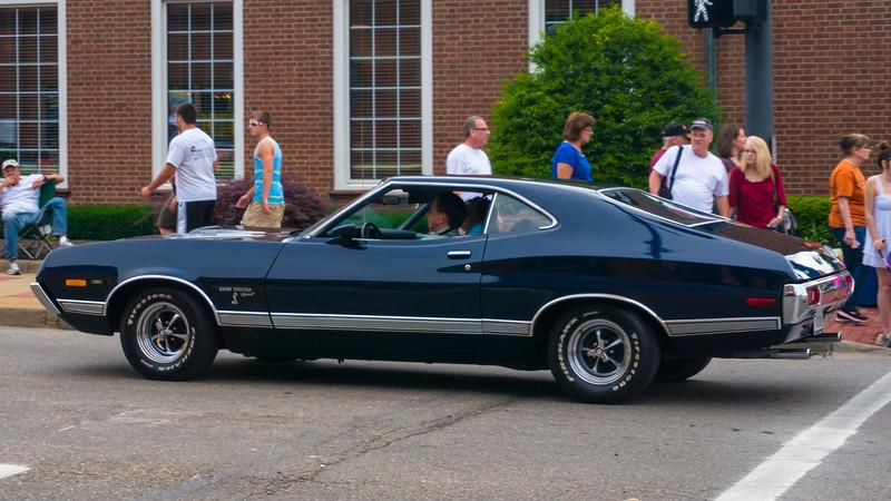 1972 Ford Gran Torino Sport 351
