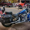 Chuck's Harley